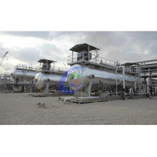 Industrial Sludge Oil Treatment Used Distillation Equipment